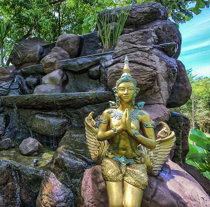 Mangosteen Ayurveda & Wellness Resort Yoga Retreat Phuket Thailand Daily Activities 4