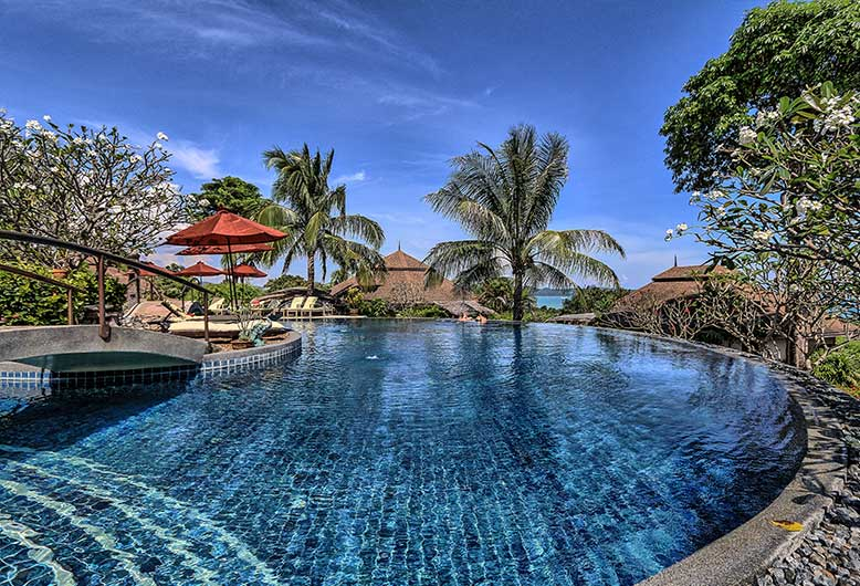 Mangosteen Ayurveda & Wellness Resort Pool View