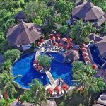 Mangosteen Ayurveda & Wellness Resort Aerial View